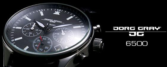 Обзор часов Jorg Gray JG 6500