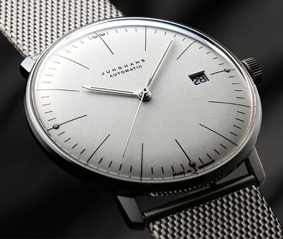 Обзор часов Junghans Max Bill Automatic
