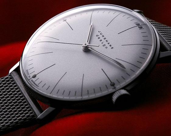 Обзор часов Junghans Max Bill Handaufzug