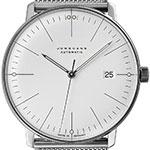 Обзор немецких наручных часов Junghans Max Bill