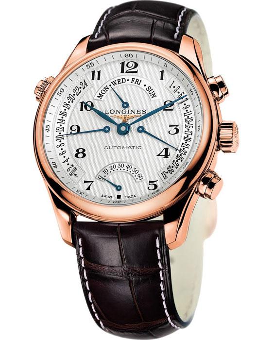 men's wristwatch longines, gold longines