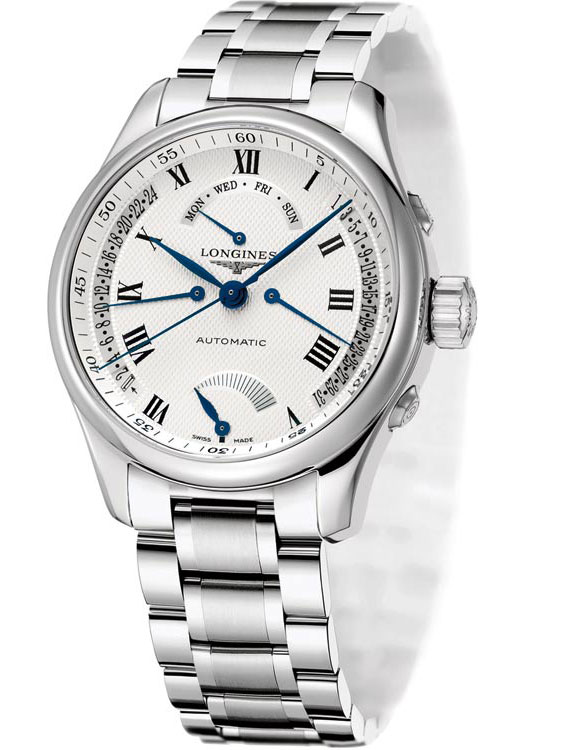 Longines reviews, longines master collection