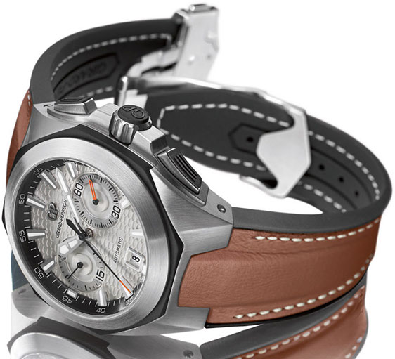 Обзор швейцарских часов Girard-Perregaux Chrono Hawk