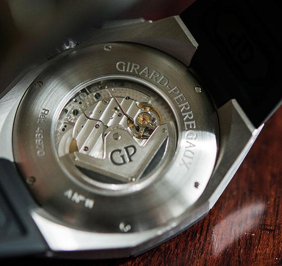 Обзор мужских часов Girard-Perregaux Chrono Hawk