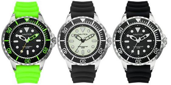 Обзор наручных часов Nautica NMX 650