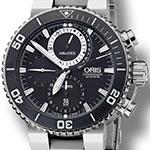 Обзор швейцарских часов Oris Carlos Coste Cenote Limited Edition