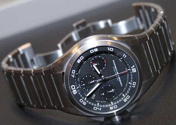 Обзор мужских швейцарских часов Porsche Design P'6620 Dashboard Chronograph