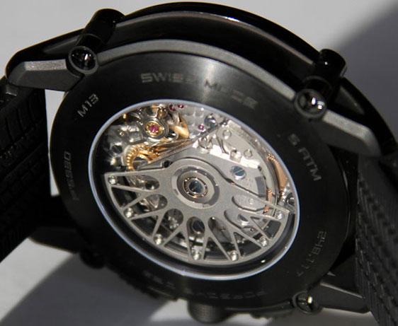 Обзор наручных часов Porsche Design P'6930 Chronograph