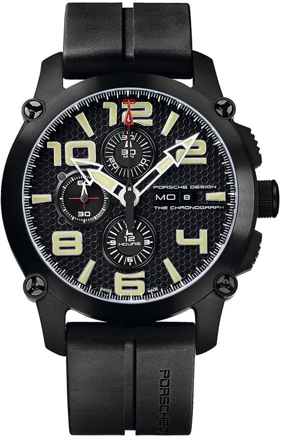 Обзор швейцарских часов Porsche Design P'6930 Chronograph