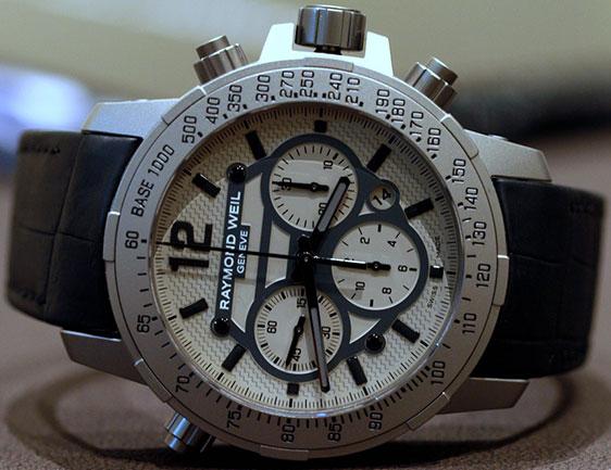 Обзор наручных часов Raymond Weil Nabucco Va Pensiero Chronograph