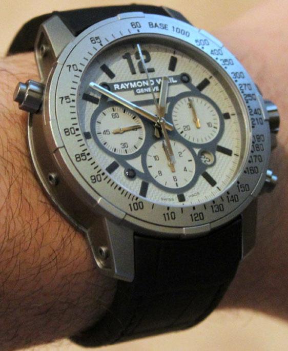 мужские наручные часы Raymond Weil