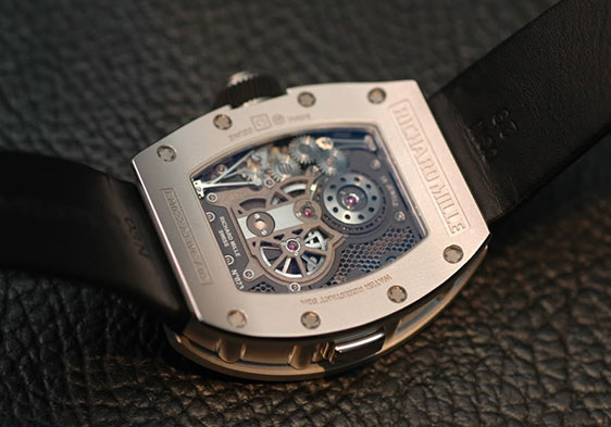 Обзор швейцарских часов Richard Mille RM022 Tourbillon Aerodyne Dual Time Zone