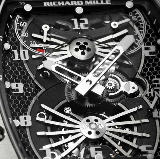 Обзор наручных часов Richard Mille RM022 Tourbillon