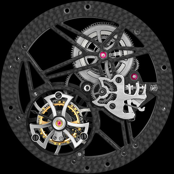 Обзор мужских часов Roger Dubuis Easy Diver SED Tourbillon Limited Edition