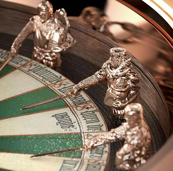 Обзор наручных часов Roger Dubuis Excalibur Table Ronde