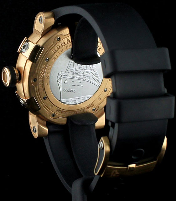 Browse watches Romain Jerome Titanic DNA T-OXY III