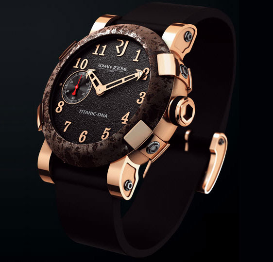 Romain Jerome Titanic DNA T-OXY III