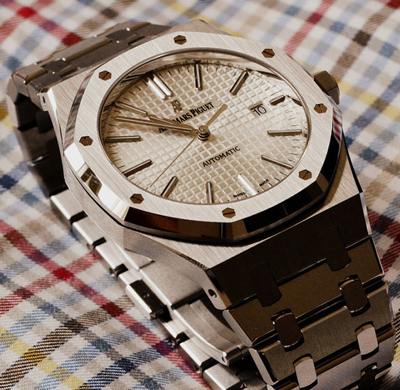 Обзор часов Audemars Piguet Royal Oak