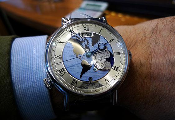 часы мужские breguet