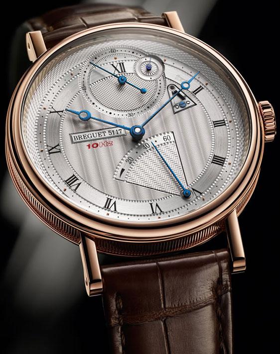 Обзор часов Breguet Classique Chronometrie 10Hz Ref. 7727