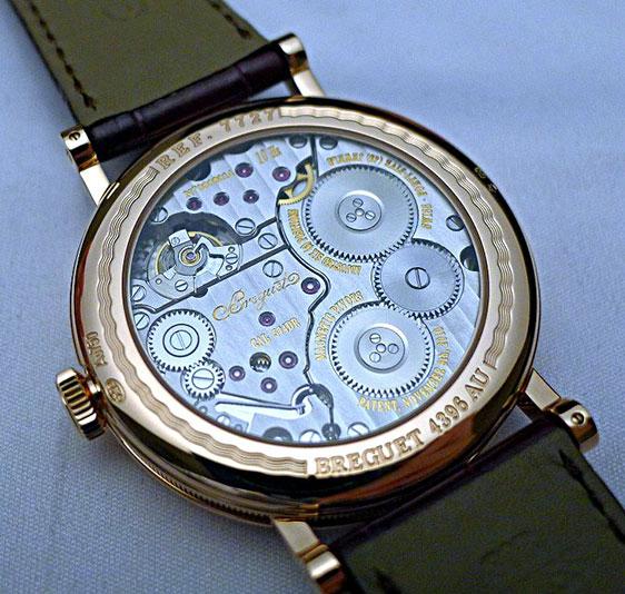 часы наручные breguet