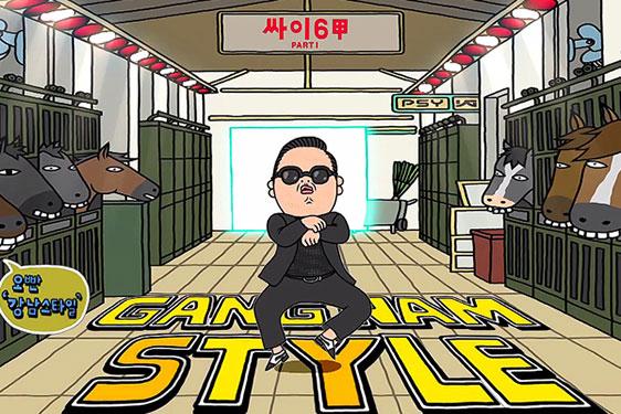 Обзор часов Franck Muller PSY Oppa Gangnam Style