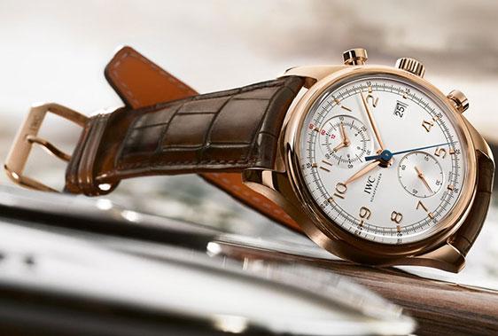 Обзор часов IWC Portuguese Chronograph Classic