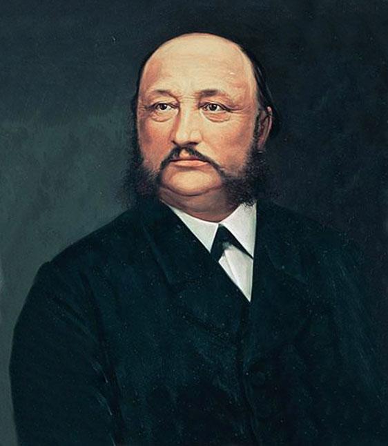 Создатель часового бренда Omega Луи Брандт (Louis Brandt)