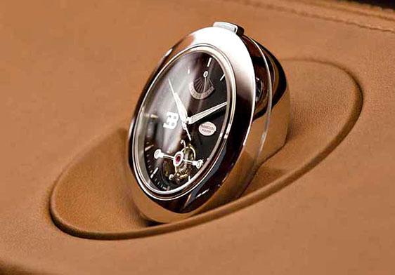 мужские часы Parmigiani Bugatti Tourbillon