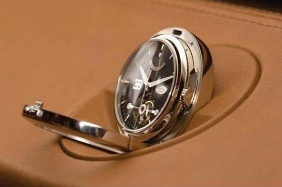 наручные часы Parmigiani Bugatti Tourbillon