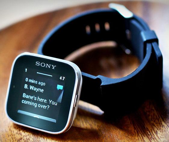 Sony разрабатывает «умные часы» Smart Watch
