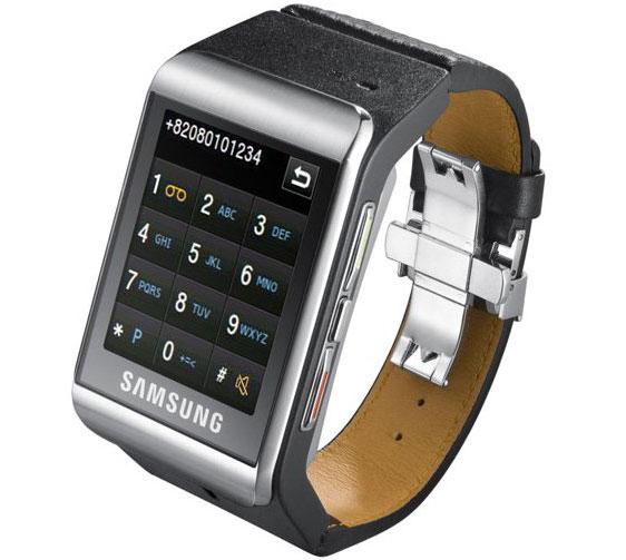 Samsung разрабатывает «умные часы» Smart Watch