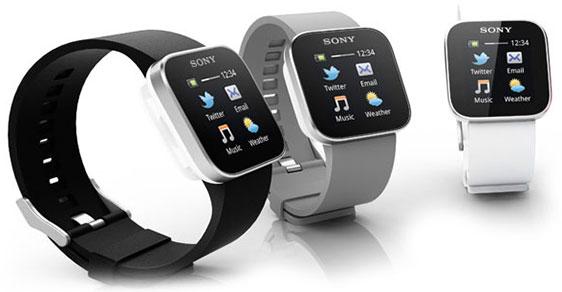 Sony разрабатывает «умные наручные часы» Smart Watch