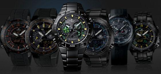 Обзор часов Casio Edifice EQWM1100DC-1A2