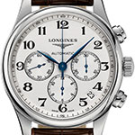 Обзор часов Longines Master Collection Stainless Steel