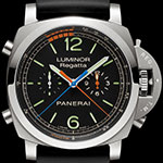 Обзор часов Panerai Luminor 1950 Regatta 3 Days Chrono Flyback Titanio PAM00526