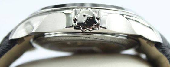 Обзор часов Tissot Mens Couturier Black Dial T035.407.16.051.00