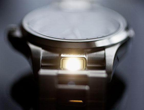 Обзор ночных часов Victorinox Swiss Army Night Vision