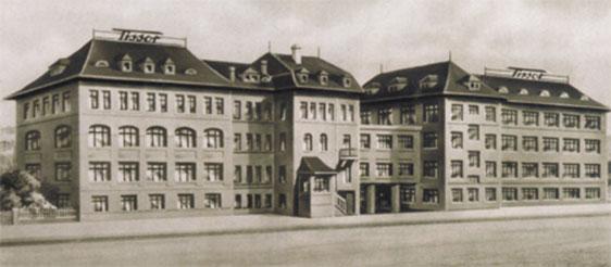 История создания швейцарского часового бренда Tissot