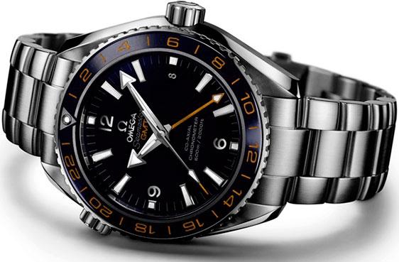 Наручные часы Omega Seamaster Planet Ocean GMT GoodPlanet