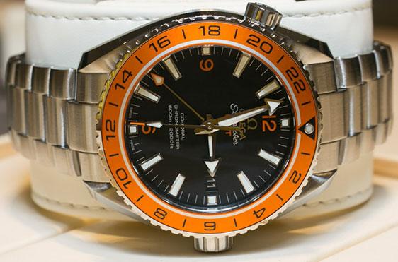 Обзор часов Omega Seamaster Planet Ocean GMT