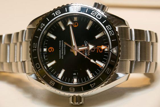 Обзор часов Omega Seamaster Planet Ocean GMT GoodPlanet