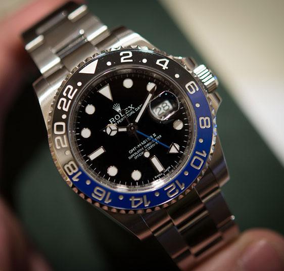 Обзор швейцарских часов Rolex GMT-Master II Ref. 116760BLNR