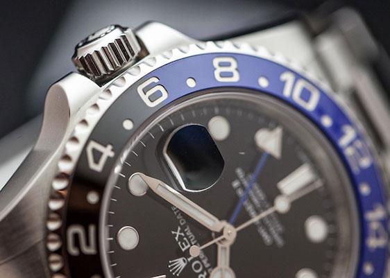 Обзор часов Rolex GMT-Master II Ref. 116760BLNR Baselworld 2013