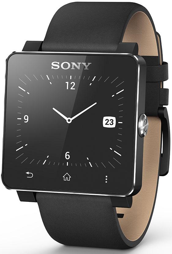 Обзор «умных» часов Sony SmartWatch 2