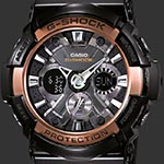 Обзор часов Casio G-Shock GA200RG