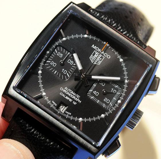 Обзор часов TAG Heuer Monaco Calibre 12 Chronograph Automobile Club de Monaco (ACM)