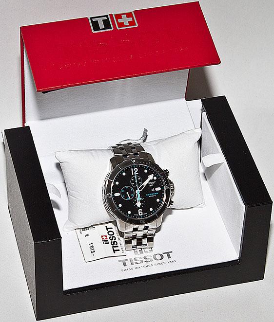 Купить швейцарские часы Tissot Seastar 1000 Automatic Chronograph