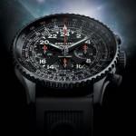 Обзор часов Breitling Navitimer Cosmonaute Blacksteel Limited Edition