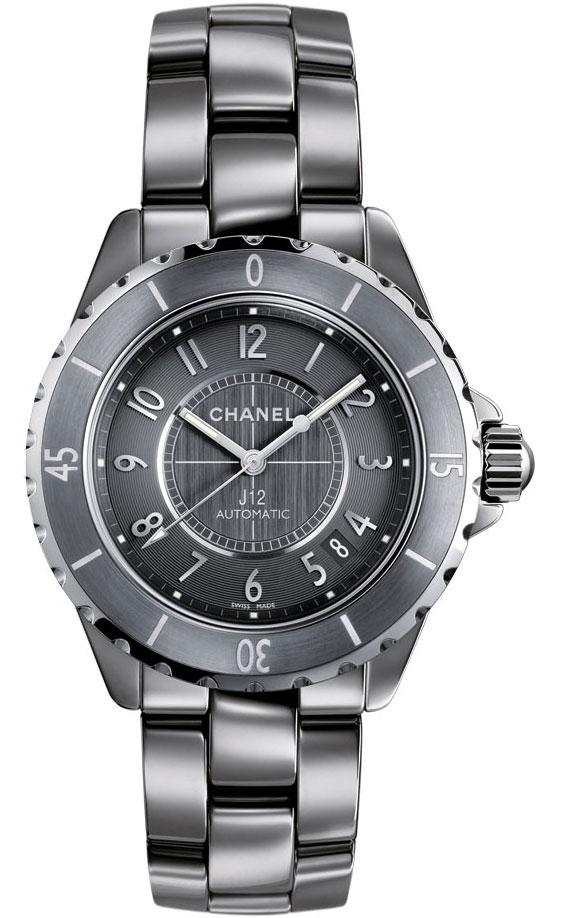 Обзор часов Chanel J12 Chromatic Ceramic 41mm Automatic H2979